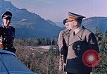 Image of Adolf Hitler Obersaltzberg Bavaria Germany, 1940, second 5 stock footage video 65675048081