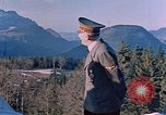 Image of Adolf Hitler Obersaltzberg Bavaria Germany, 1940, second 7 stock footage video 65675048081