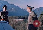Image of Adolf Hitler Obersaltzberg Bavaria Germany, 1940, second 8 stock footage video 65675048081