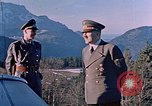 Image of Adolf Hitler Obersaltzberg Bavaria Germany, 1940, second 9 stock footage video 65675048081