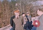 Image of Adolf Hitler Obersaltzberg Bavaria Germany, 1940, second 11 stock footage video 65675048081