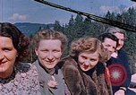 Image of Adolf Hitler Obersaltzberg Bavaria Germany, 1940, second 1 stock footage video 65675048083