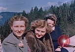 Image of Adolf Hitler Obersaltzberg Bavaria Germany, 1940, second 2 stock footage video 65675048083