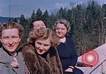 Image of Adolf Hitler Obersaltzberg Bavaria Germany, 1940, second 3 stock footage video 65675048083
