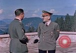 Image of Adolf Hitler Obersaltzberg Bavaria Germany, 1940, second 6 stock footage video 65675048083