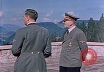 Image of Adolf Hitler Obersaltzberg Bavaria Germany, 1940, second 9 stock footage video 65675048083