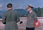 Image of Adolf Hitler Obersaltzberg Bavaria Germany, 1940, second 10 stock footage video 65675048083