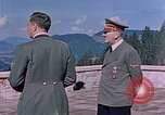 Image of Adolf Hitler Obersaltzberg Bavaria Germany, 1940, second 11 stock footage video 65675048083