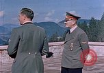 Image of Adolf Hitler Obersaltzberg Bavaria Germany, 1940, second 12 stock footage video 65675048083