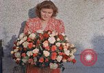 Image of Friends and family of  Eva Braun on an outing Germany, 1940, second 2 stock footage video 65675048088