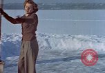 Image of Eva Braun ice skating Germany, 1940, second 2 stock footage video 65675048101