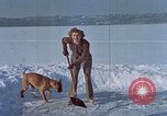 Image of Eva Braun ice skating Germany, 1940, second 9 stock footage video 65675048101