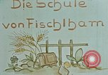 Image of Adolf Hitler visits his childhood school Fischlham Austria, 1938, second 4 stock footage video 65675048103