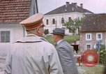 Image of Adolf Hitler visits his childhood school Fischlham Austria, 1938, second 8 stock footage video 65675048103