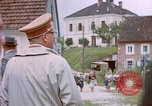 Image of Adolf Hitler visits his childhood school Fischlham Austria, 1938, second 9 stock footage video 65675048103