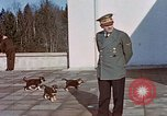 Image of Adolf Hitler at the Berghof Bavaria Germany, 1940, second 3 stock footage video 65675048104