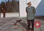 Image of Adolf Hitler at the Berghof Bavaria Germany, 1940, second 4 stock footage video 65675048104