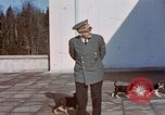 Image of Adolf Hitler at the Berghof Bavaria Germany, 1940, second 6 stock footage video 65675048104