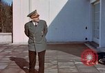 Image of Adolf Hitler at the Berghof Bavaria Germany, 1940, second 8 stock footage video 65675048104