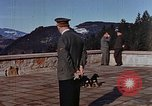 Image of Adolf Hitler at the Berghof Bavaria Germany, 1940, second 10 stock footage video 65675048104