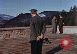 Image of Adolf Hitler at the Berghof Bavaria Germany, 1940, second 11 stock footage video 65675048104