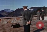 Image of Adolf Hitler at the Berghof Bavaria Germany, 1940, second 12 stock footage video 65675048104