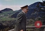 Image of Adolf Hitler Berchtesgaden Germany, 1940, second 2 stock footage video 65675048106