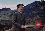 Image of Adolf Hitler Berchtesgaden Germany, 1940, second 3 stock footage video 65675048106