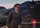 Image of Adolf Hitler Berchtesgaden Germany, 1940, second 4 stock footage video 65675048106
