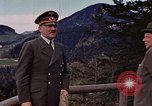 Image of Adolf Hitler Berchtesgaden Germany, 1940, second 5 stock footage video 65675048106