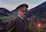 Image of Adolf Hitler Berchtesgaden Germany, 1940, second 10 stock footage video 65675048106