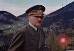 Image of Adolf Hitler Berchtesgaden Germany, 1940, second 11 stock footage video 65675048106
