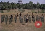 Image of US Army training of paratroopers and special forces United States USA, 1967, second 1 stock footage video 65675048112