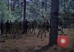 Image of US Army physical training drills United States USA, 1967, second 1 stock footage video 65675048113