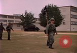 Image of US Army physical training drills United States USA, 1967, second 7 stock footage video 65675048113