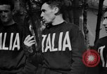 Image of Olympic athletes in training 1936 Garmisch-Partenkirchen Germany, 1936, second 10 stock footage video 65675048118