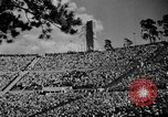 Image of 1936 Olympics opening ceremonies Berlin Germany, 1936, second 12 stock footage video 65675048119