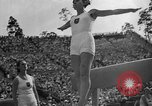 Image of Ibolya Csak Berlin Germany, 1936, second 11 stock footage video 65675048122