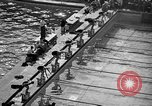 Image of 1936 Olympics Womens 100 meter swim Berlin Germany, 1936, second 3 stock footage video 65675048130