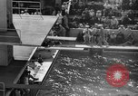Image of 1936 Berlin Olympics Mens diving event Berlin Germany, 1936, second 1 stock footage video 65675048131