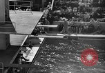 Image of 1936 Berlin Olympics Mens diving event Berlin Germany, 1936, second 2 stock footage video 65675048131