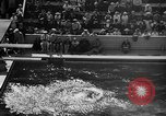 Image of 1936 Berlin Olympics Mens diving event Berlin Germany, 1936, second 5 stock footage video 65675048131
