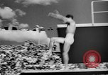 Image of 1936 Berlin Olympics Mens diving event Berlin Germany, 1936, second 12 stock footage video 65675048131
