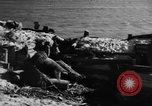 Image of Japanese coastal gun Tarawa Gilbert Islands, 1943, second 10 stock footage video 65675048147