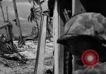 Image of American marines Tarawa Gilbert Islands, 1943, second 2 stock footage video 65675048149