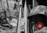 Image of American marines Tarawa Gilbert Islands, 1943, second 3 stock footage video 65675048149