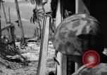 Image of American marines Tarawa Gilbert Islands, 1943, second 4 stock footage video 65675048149