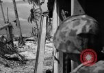 Image of American marines Tarawa Gilbert Islands, 1943, second 5 stock footage video 65675048149