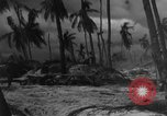 Image of American marines Tarawa Gilbert Islands, 1943, second 8 stock footage video 65675048149
