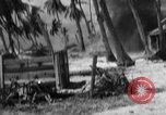 Image of American marines Tarawa Gilbert Islands, 1943, second 10 stock footage video 65675048149